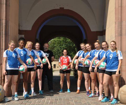 Neuerungen und Altbewährtes- Germersheimer Volleyballerinnen ambitioniert in die neue Saison.