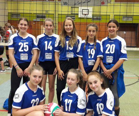 U16 weiblich wird 4. bei Pfalzmeisterschaft