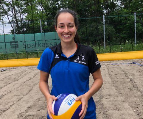 Neue C-Lizenz-Trainerin bei den Volleyballern